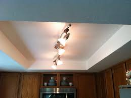 Track Lighting For Kitchen Ceiling Wire Track Lighting New Interiors Design For Your Home