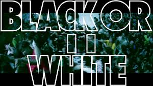 meaning black or white official