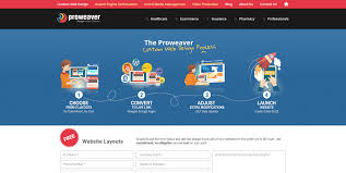 Search Designs by Custom Web Design Free Layout Proweaver Inc