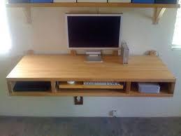 natural wood computer desk dark wood computer hideaway workstation