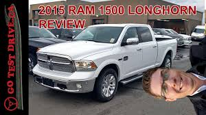 dodge ram ecodiesel reviews 2015 ram 1500 longhorn eco diesel review