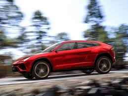 lamborghini urus 2018 lamborghini urus spied for the first time ever autoevolution