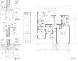 sample house plans foundation stunning decoration inspirations