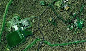 Satellite View Maps About Camp David Camp David On Google Maps And Google Earth