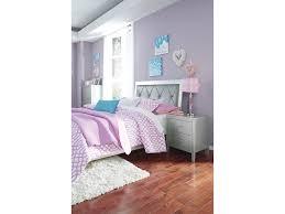 Zelen Bedroom Set By Ashley Signature Design By Ashley Olivet Glam Full Bedroom Group