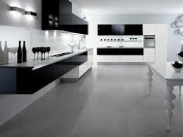 cuisine sol blanc 0 cuisine laquée pas cher sol en carrelage gris plafond
