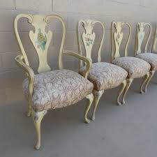 shabby chic dining chairs home design styles