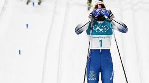 bid for stina nilsson spoils team usa s bid for 1st cross country medal