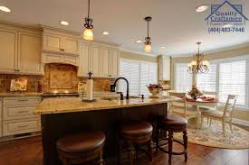antique white custom cabinets a mix of craftsman and mission