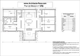 plan de maison de plain pied avec 4 chambres plan maison plain pied 4 pièces 152 m d architecte 170 villa