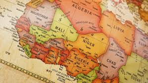 Africa On Map by Francophone Africa On The Rise Instinctif Partners