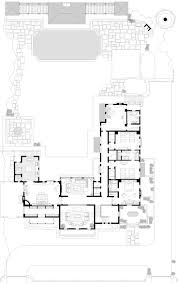 Spanish Floor Plans Villa Plan Spanish House Best Plans Layout Images On Pinterest