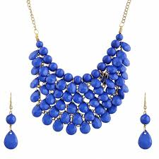 drop beads necklace images Buy online jewellery earrings fashion bags crunchy fashion jpg
