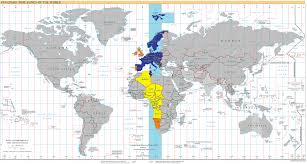Time Zone Us Map Coordinated Universal Time Wikiwand