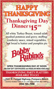 thanksgiving with bobby welcome to bobby rubino u0027s