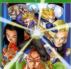 android saga frann 18 androide 18 and