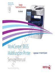 workcentre 3655 clutch manufactured goods