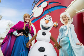 frozen stage production coming disney cruise