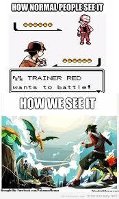 Meme Comic Tumblr - pokemon tumblr playing pokemon game funny pictures anime meme