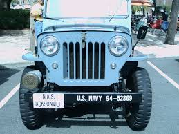 jeep gray blue 1963 willys jeep navy issue gray thevillages081515 youtube