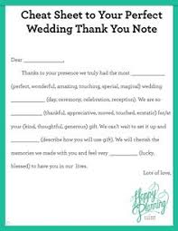 wedding gift thank you notes wedding thank you note wording thank you card templates wedding