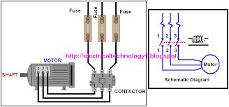 wiring diagram wiring diagram for motor starter 3 phase wiring