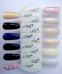gelish system u2013 products and applications esther u0027s nail corner