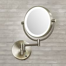 Bedroom Wall Reading Lights Uk Awesome Wall Mounted Makeup Mirror With Light Australia 84 For