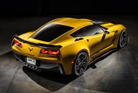 fastest production corvette made chevrolet unveils fastest corvette at 2014 detroit auto