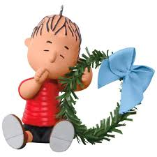 peanuts a comfy for linus ornament keepsake ornaments