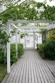 best 25 white pergola ideas on pinterest patio white deck and