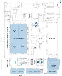 Centennial Hall Floor Plan Meeting Room Floor Plans U0026 Capacities Ucla Luskin Conference Center