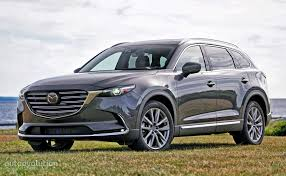driven 2017 mazda cx 9 signature awd autoevolution