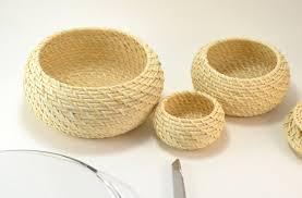 ikea baskets diy dyed storage baskets dream a little bigger