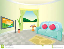livingroom cartoon designer clipart for living rooms