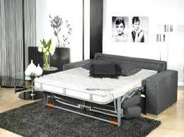 canapé lit avec matelas admirable canapé convertible avec matelas pas cher images