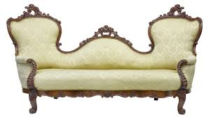 Formal Sofas For Living Room Furniture Vintage Victorian Sofa For Charming Home Furniture