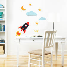 Exclusive Home Decor Rocket Wall Decal From The Exclusive Home Decor And Home