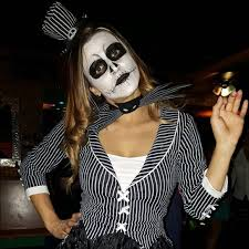 Jack Skeleton Costume 55 Off Dresses U0026 Skirts Lady Jack Skellington Costume From