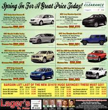pequot car dealership in for a great price today lager u0027s st peter saint peter mn