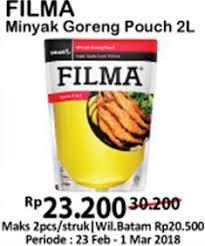 Minyak Goreng Tropical Di Alfamart promo filma minyak goreng 2 ltr di alfamart 盪 katalog promo
