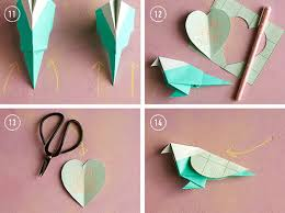 How To Make A Paper Beak - with whimsy