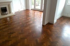 much does restoration of parquet flooring cost