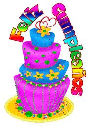 imagenes de pasteles que digan feliz cumpleaños gifs animados de tartas de cumpleaños para felicitar pastels