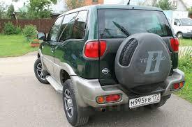 nissan mini 2000 авто ниссан террано 2 2000 в москве москва полный привод мкпп