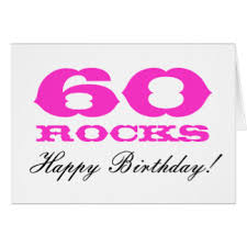 birthday cards for 60 year woman 60 years greeting cards zazzle