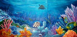 underwater ocean scenes wallpaper