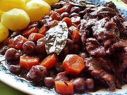 cuisiner le boeuf bourguignon ma cuisine végétalienne boeuf bourguignon vegan