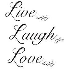 live love laugh live laugh love wall decal wayfair