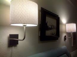 Bedroom Wall Mounted Reading Lamp Bedroom Wall Sconces Home Depot Wall Lamps Walmart Plug In Sconce